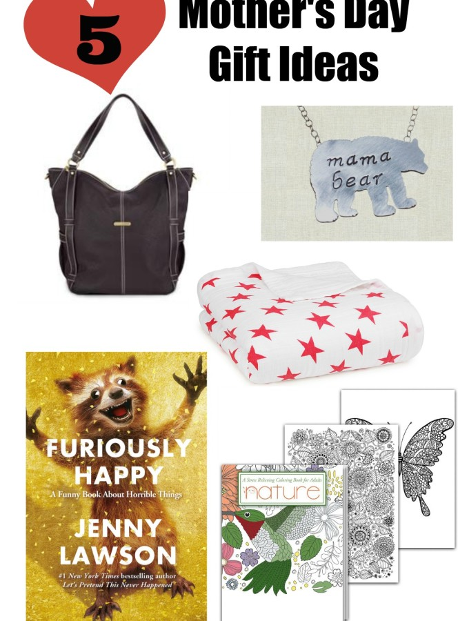 5 Last Minute Mother's Day Gifts