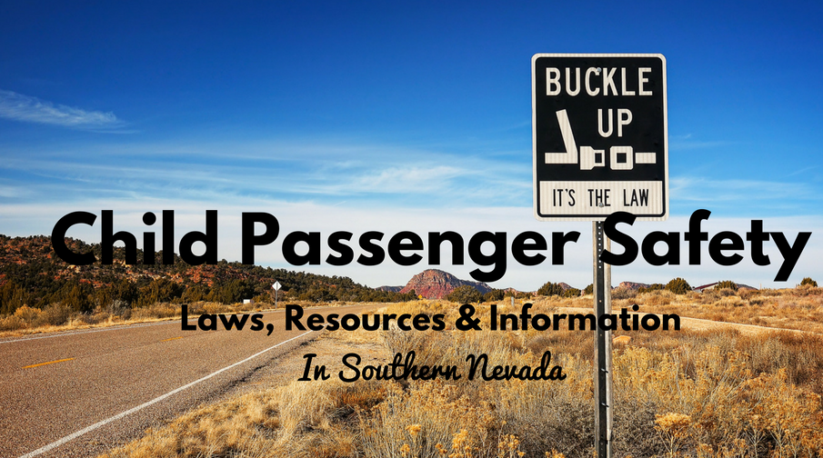Car Seat Safety In Las Vegas Henderson Plus Check Events