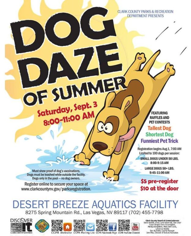 Dog Daze Desert Breeze
