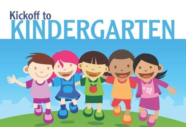 KICK OFF TO KINDERGARTEN