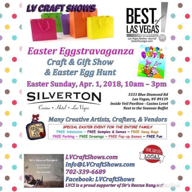 Vegas family guide special easter event for the entire family there will be an easter egg hunt negle Images