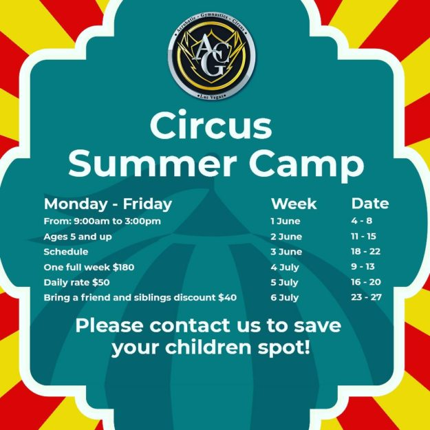 e89c274dd78 The Ultimate List of Las Vegas Summer Camps for Kids