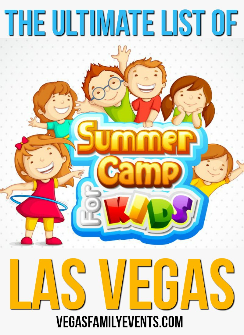 The ultimate list of las vegas summer camps for kids buycottarizona Images