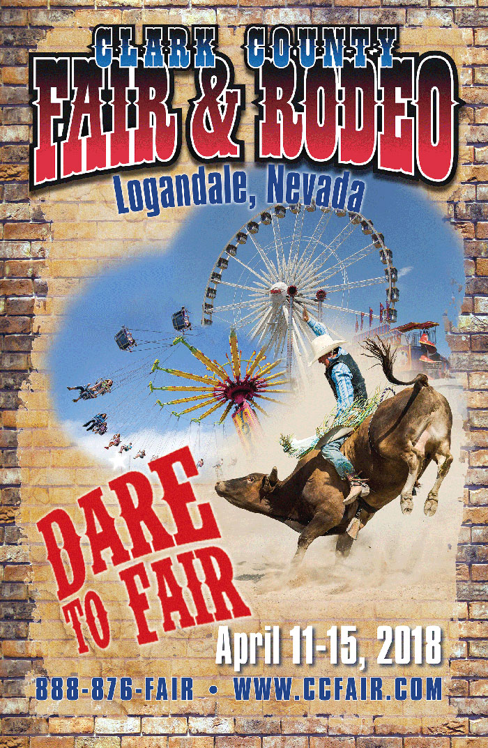 Clark County Fair And Rodeo Dare To Fair 2018 April 11