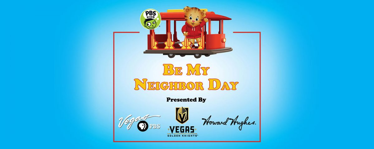 Be My Neighbor Day With Daniel Tiger In Las Vegas