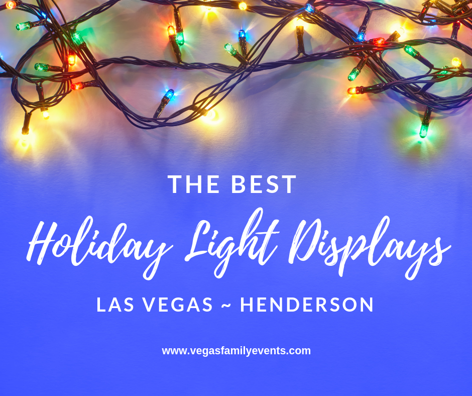 Affiliate links allow this site to earn a small commission on purchases  made through links in this post, at no cost to you. - Best Christmas Lights In Las Vegas Henderson 2018