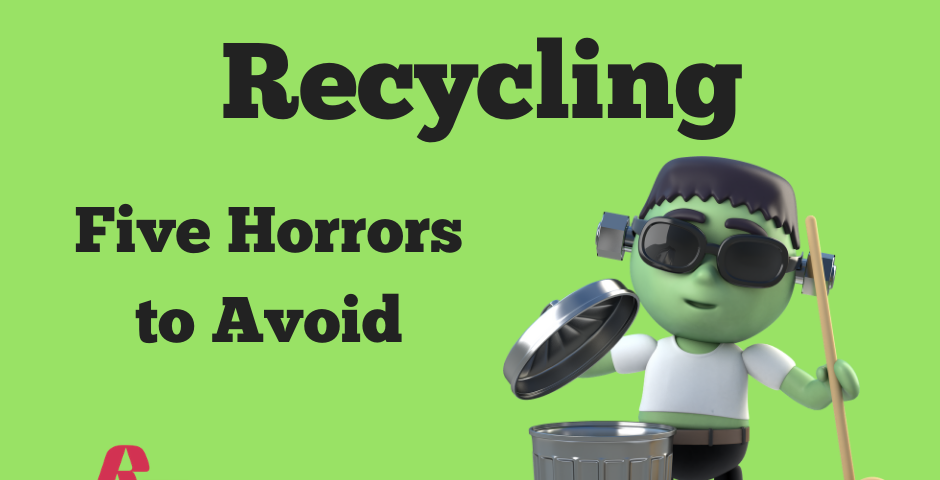 Halloween Recycling with Republic Services in Las Vegas