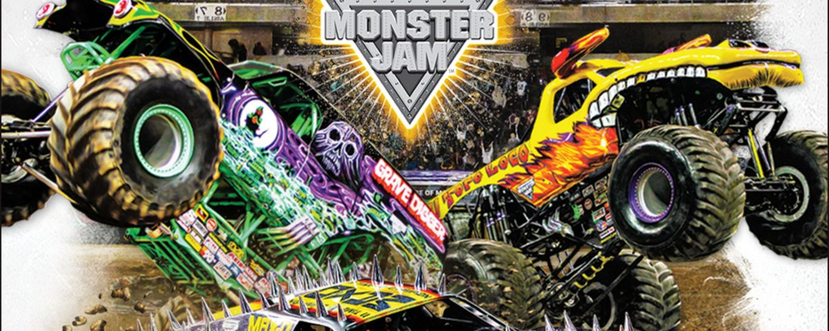 Monster Jam Las Vegas March 23rd At Sam Boyd Stadium