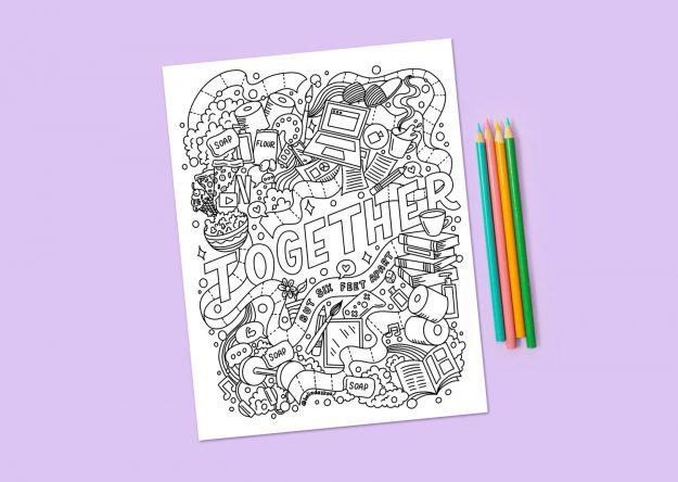 Fun Coloring Sheets